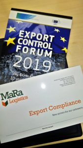 Export Control Forum 2019 - Comisia Europeana