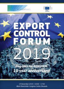Export Control Forum 2019