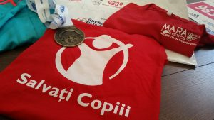Maraton Salvati Copiii - MaRa Logistics Quality