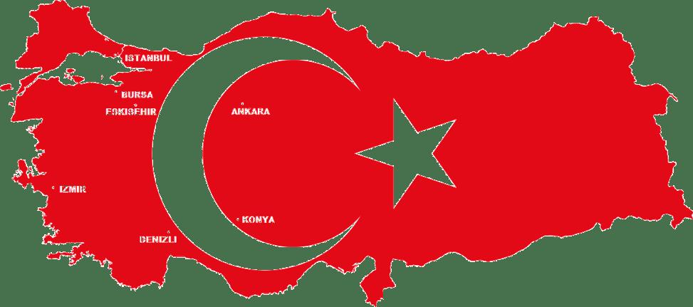 Transport marfa Turcia