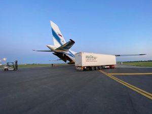 MaRa Logistics transport materiale sanitare