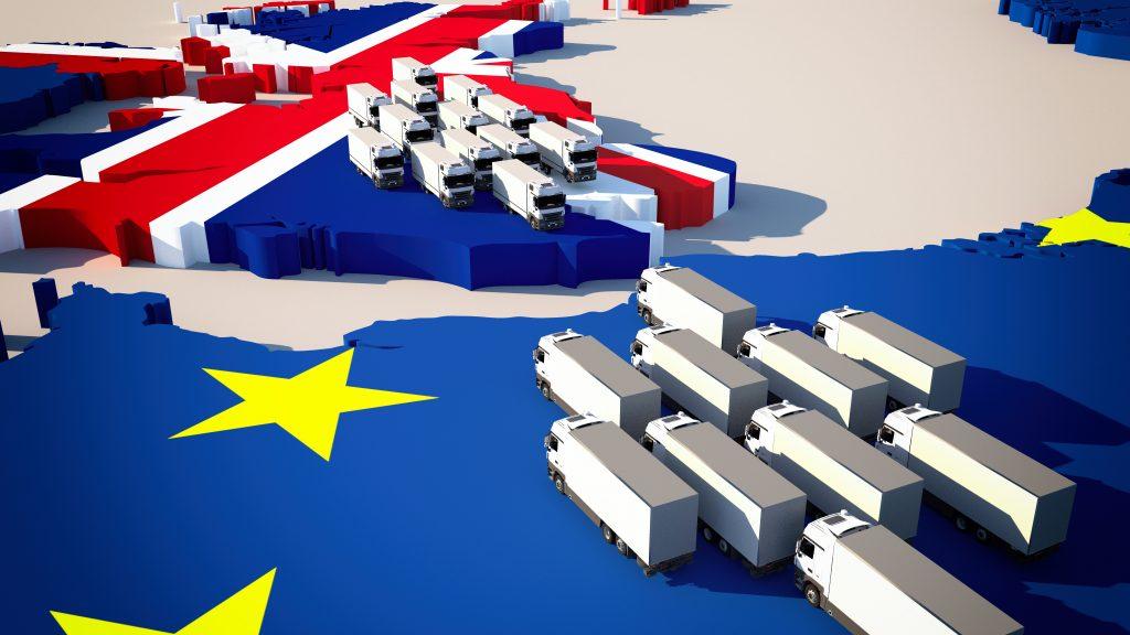 Transport marfă Marea Britanie-Brexit