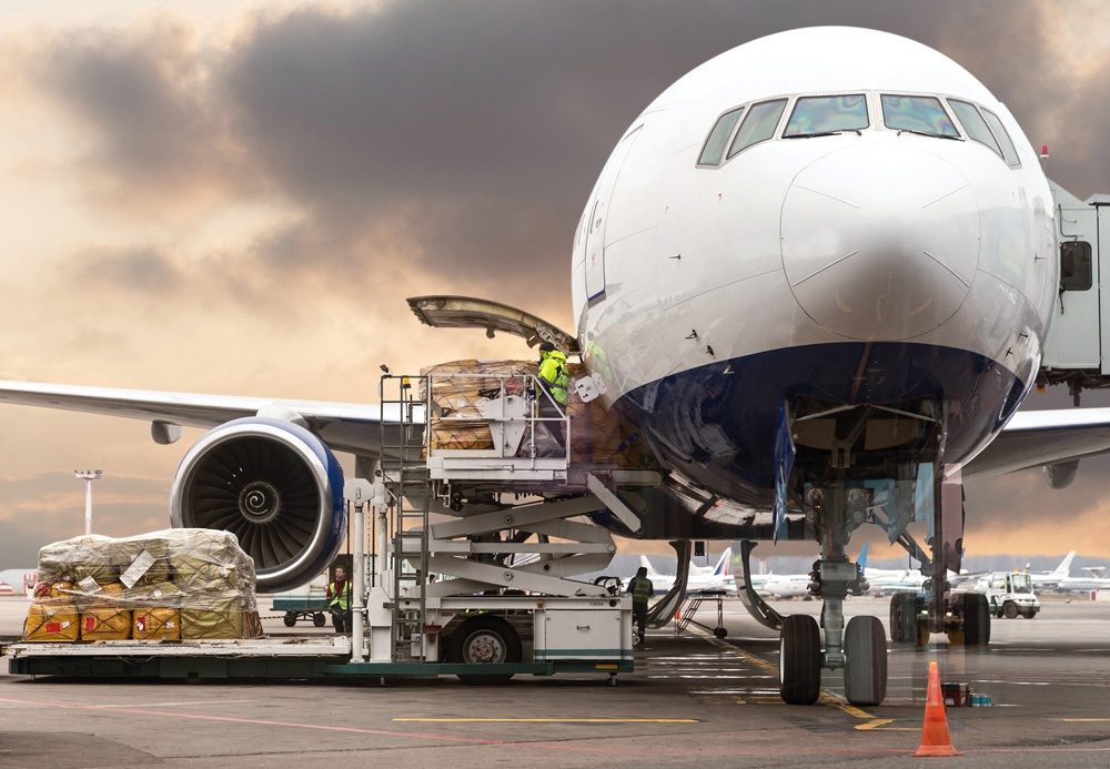 Transport aerian de marfă
